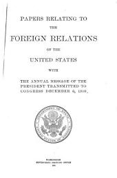 Papers Relating to the Foreign Relations of the United States