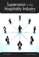 Supervision in the Hospitality Industry  AHLEI  PDF