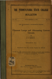 Bulletin: 1917