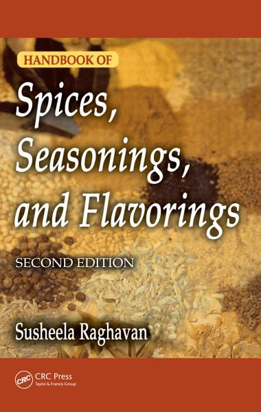 Download Handbook of Spices  Seasonings  and Flavorings  Second Edition Book