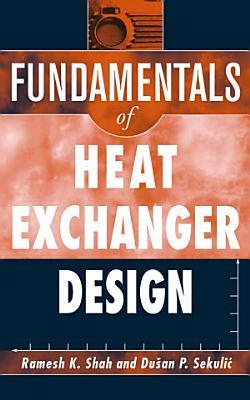 Fundamentals of Heat Exchanger Design PDF