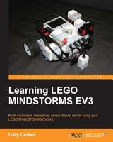 Learning LEGO MINDSTORMS EV3 PDF