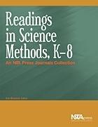 Readings in Science Methods  K 8 PDF