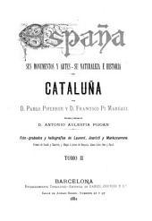 Cataluña: Volumen 2