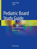 Pediatric Board Study Guide PDF