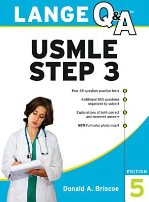 Lange Q A USMLE Step 3  Fifth Edition PDF