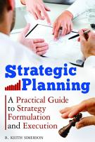 Strategic Planning PDF