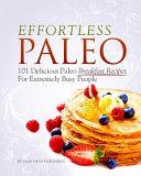 Effortless Paleo Book