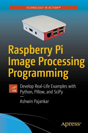 Raspberry Pi Image Processing Programming PDF