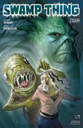 Swamp Thing (2004-) #25