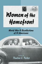 Women of the Homefront PDF
