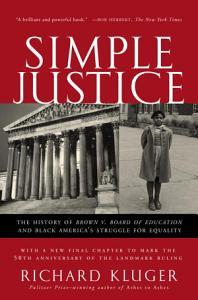 Simple Justice PDF