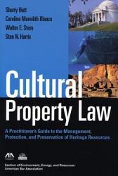 Cultural Property Law Book PDF