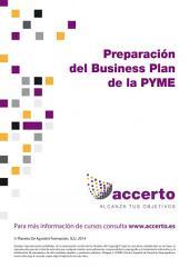 Preparación del Business Plan de la PYME
