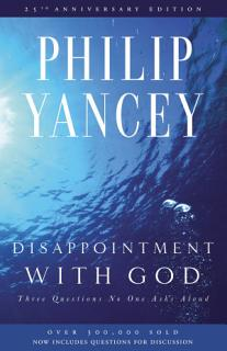 Disappointment with God Book