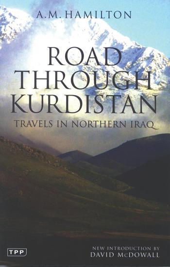 Road Through Kurdistan PDF
