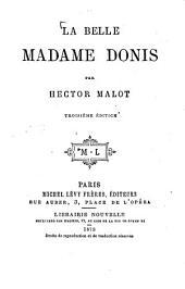 La Belle Madame Donis