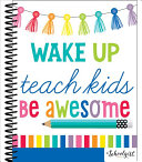 Hello Sunshine Teacher Planner Plan Book