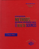 Statistical Methods in the Biological and Health Sciences PDF
