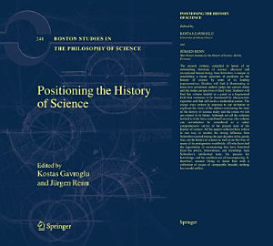 Positioning the History of Science Book
