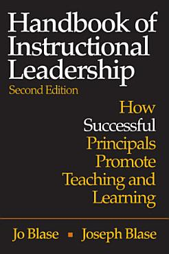 Handbook of Instructional Leadership PDF