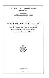 Tariff Information Series