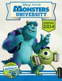 Disney Monsters University Annual 2014