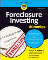 Foreclosure Investing For Dummies PDF