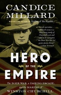 Hero of the Empire Book