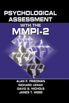 Psychological Assessment With the MMPI 2 PDF