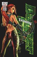 Danger Girl  Trinity  3 PDF