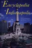 The Encyclopedia of Indianapolis PDF