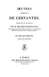 Le Don Quichotte: Volume4