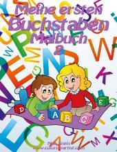 Meine ersten Buchstaben Malbuch 2