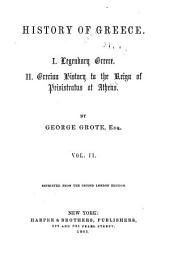 History of Greece: Volume 2; Volumes 5-7; Volumes 9-12