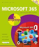 Microsoft 365 in Easy Steps