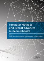 Computer Methods and Recent Advances in Geomechanics PDF