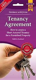 Furnished Tenancy Agreement Form Pack  Scotland