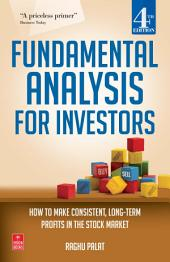 Fundamental Analysis for Investors: 4th Edition