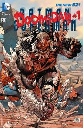 Batman/Superman (2013-): Featuring Doomsday #3.1