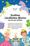 Bedtime Meditation Stories for Kids and Children PDF