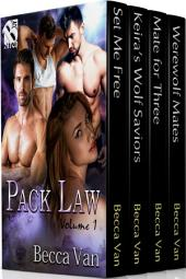 Pack Law, Volume 1 [Box Set 83]