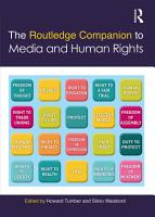 The Routledge Companion to Media and Human Rights PDF