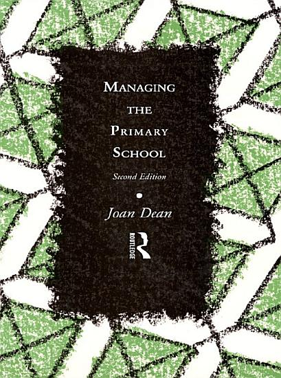 Managing the Primary School PDF