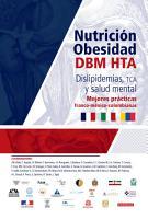 Nutrici  n  obesidad  DBM  HTA  dislipidemias  TCA y salud mental PDF