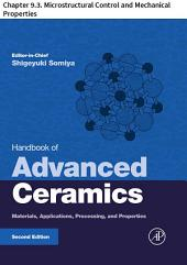 Handbook of Advanced Ceramics: Chapter 9.3. Microstructural Control and Mechanical Properties, Edition 2