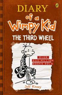 The Third Wheel  Diary of a Wimpy Kid  BK7  Book