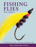 Fishing Flies for Africa     A Comprehensive Guide to Freshwater and Saltwater Flies PDF