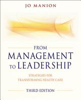 From Management to Leadership PDF