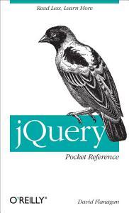 jQuery Pocket Reference PDF